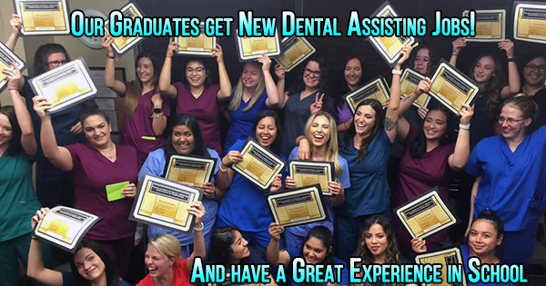 start a Dental Assisting Career