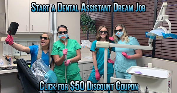 dental assisting class