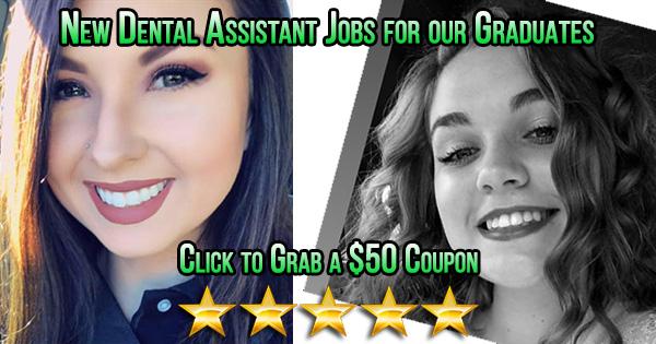 Dental Assistant Graduates New