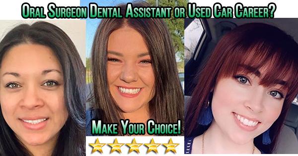 oral surgeon dental assistant