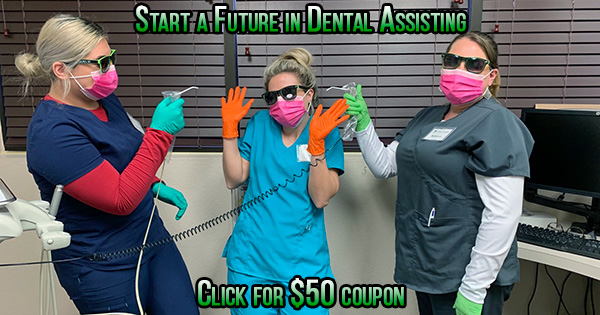 dental assistant future
