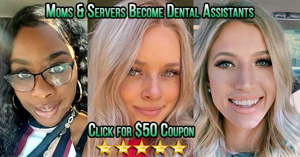 dental assistant graduate